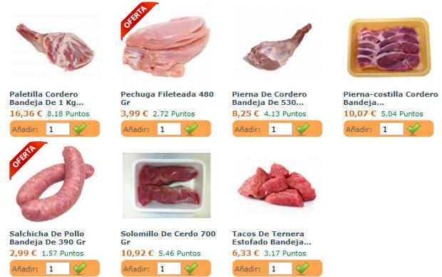 comprar carne por internet