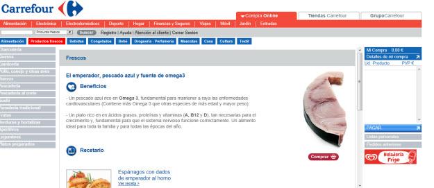 Hacer la compra en Carrefour online: no pierdas tu tiempo a la hora de comprar
