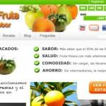 Comprar fruta que sepa a fruta