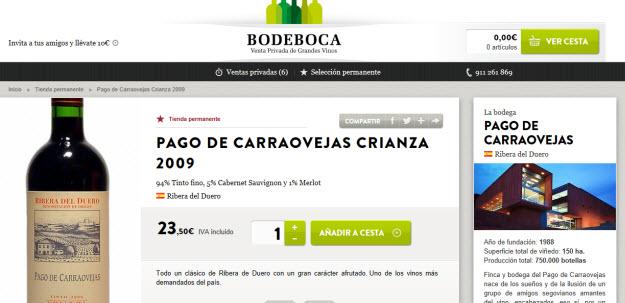 Opiniones de Pago de Carraovejas