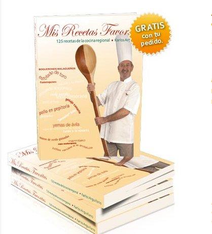 Libro de recetas gratis con tu compra en Oh-Delis