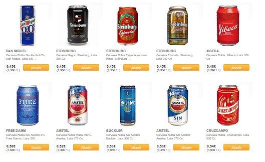 Amplia selección de productos de todo tipo en Carritus