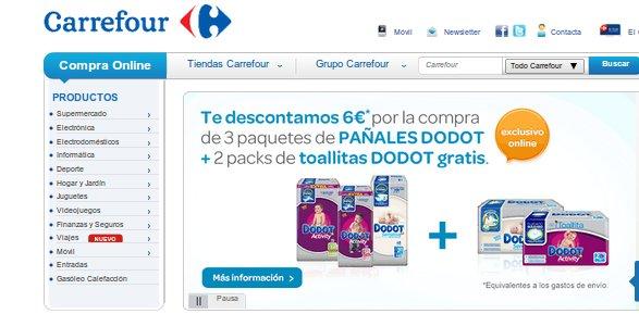 Carrefour supermercado online: confía tu compra diaria a los mejores expertos online
