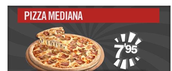Comprar pizza por Internet: fácil, cómodo y ventajoso