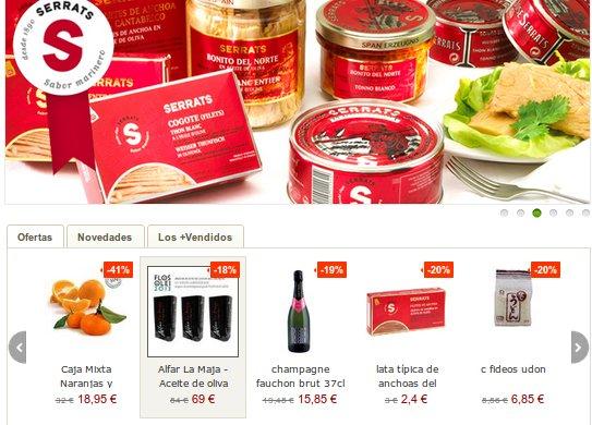 Descubre los productos gourmet de OhDelis