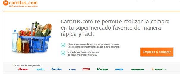 Opiniones Carritus: tu compra donde quieras