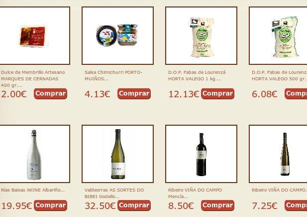 En Gulagalega.com encontrarás los mejores productos de Galicia