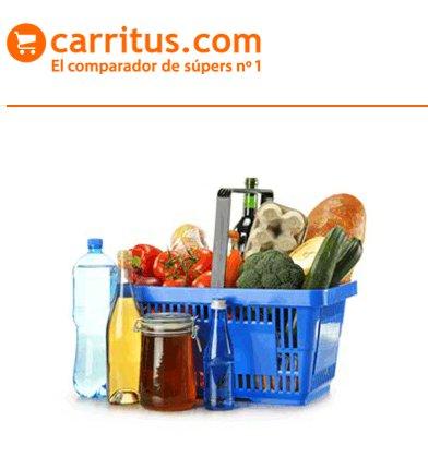 Hacer la compra online en Carritus es cómodo y sencillo