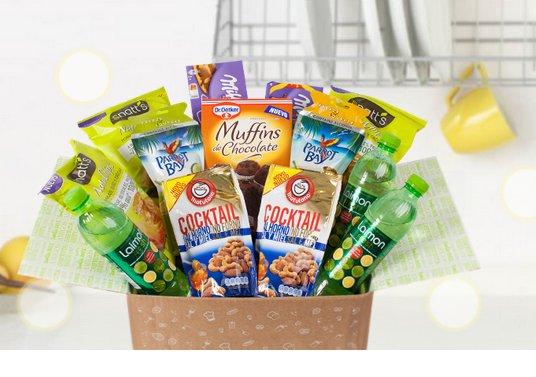 La caja sorpresa, un nuevo modo de degustar productos en casa