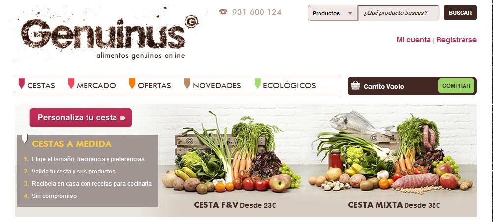alimentos ecologicos que son
