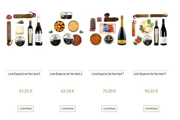 productos gourmet españoles