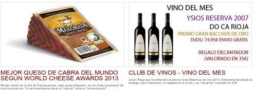 productos gourmet españoles online