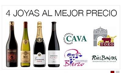 Productos gourmet españoles y baratos para comprar online