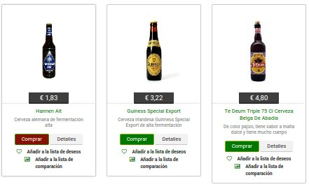 cervezas del mundo baratas