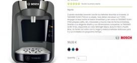 Cafetera Tassimo: opiniones y precios de las cápsulas