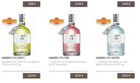 Especias para gin tónic opiniones