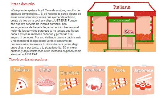 Just Eat o La Nevera Roja