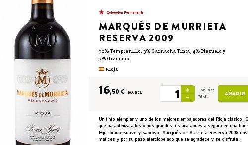 Bodeboca Marqués de Murrieta