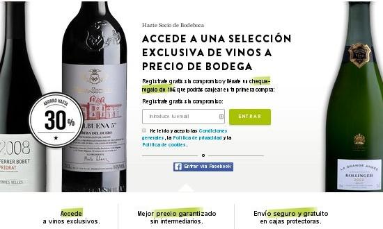 Bodeboca: opiniones sobre ofertas en vinos gourmet