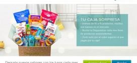 Degustabox: opiniones y comentarios de las cajas sorpresa de degustación