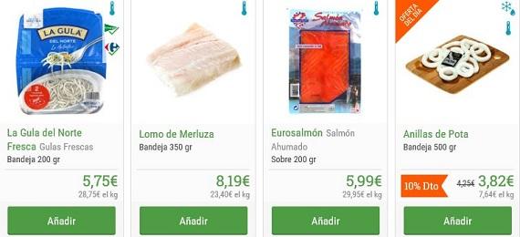pescadería online barata