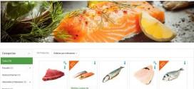 Pescadería online a domicilio por Internet y barata a examen