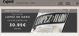 Outlet vinos online: ventas privadas, ofertas y precios