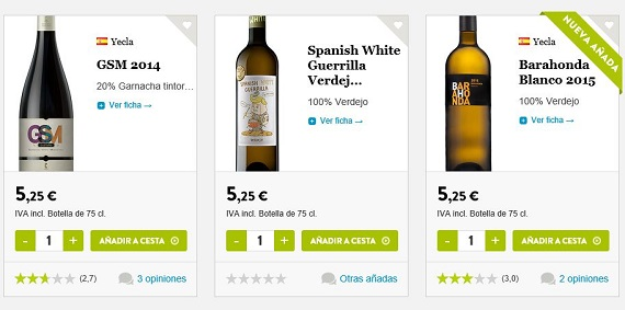 outlet vinos bodeboca