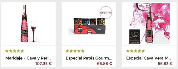 ventas privadas España