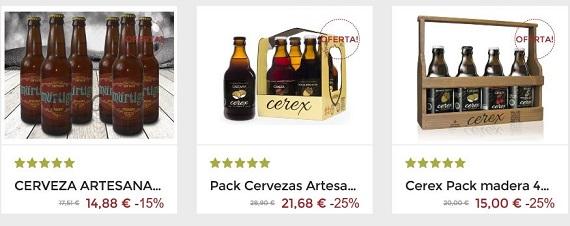 ventas privadas cervezas