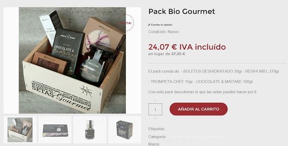 ventas privadas gourmet