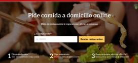 Comida a domicilio online: opiniones y ofertas en Madrid