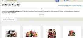 Cesta de Navidad 2016 gourmet: originales, baratas y online