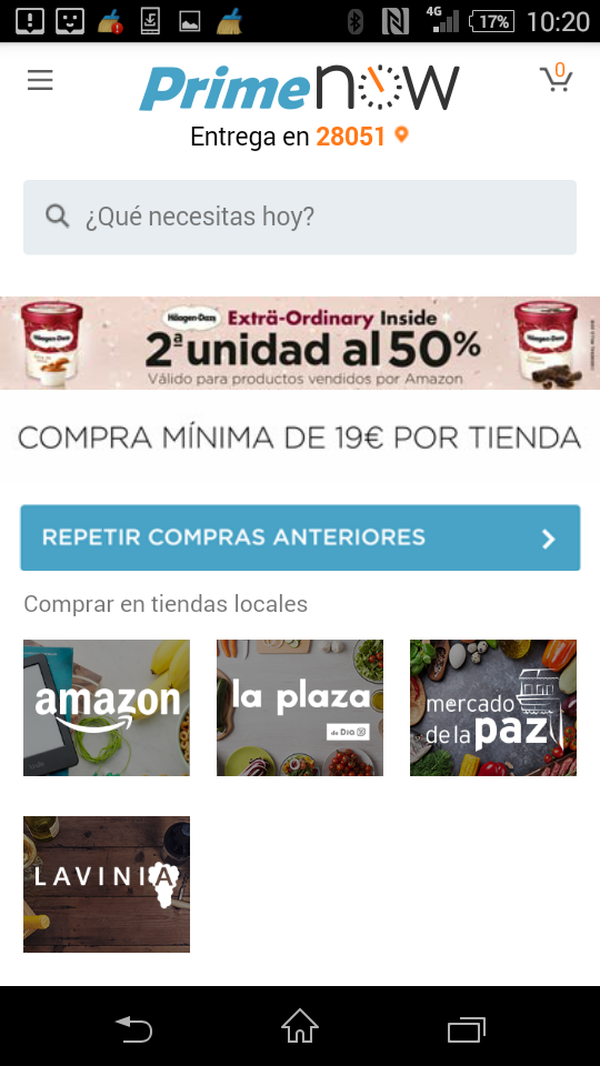 amazon prime now que tal funciona