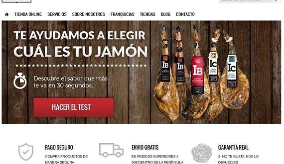 Enrique Tomas: opiniones de la tienda online de jamones e ibéricos