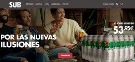 Dispensadores de cerveza Heineken online y baratos a domicilio