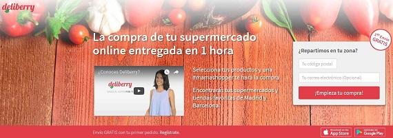 mejores supermercados online con entrega rapida