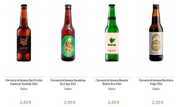 vinopremier cervezas