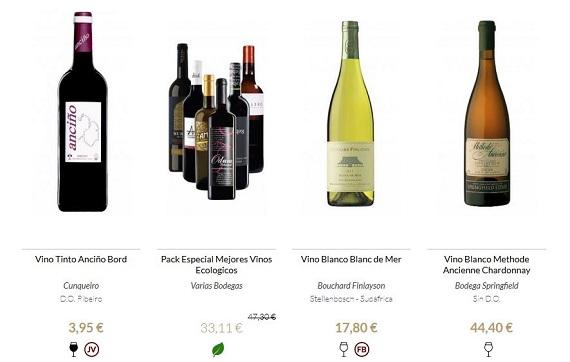 vinopremier vinos