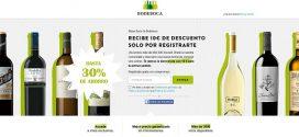 Regalar vinos personalizados con denominación de origen a domicilio