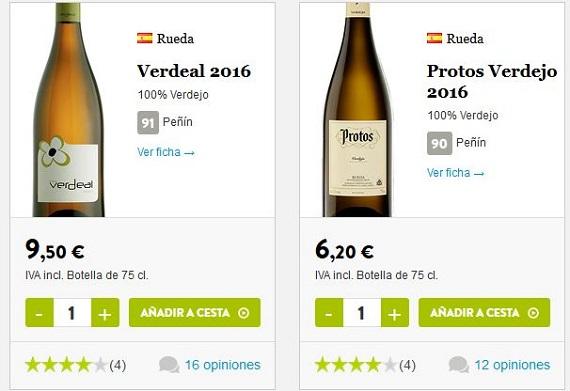 regalar vinos con denominación de origen