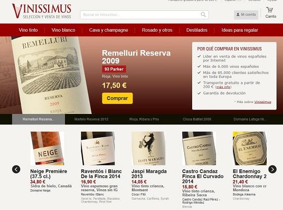 regalar vinos online