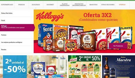 Mejores supermercados 2018 online: con entrega rápida y con frescos