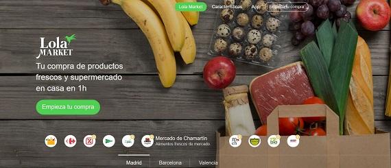 tiendas de alimentación online