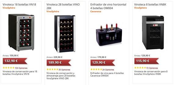 neveras para vinos online