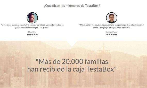 testabox opiniones